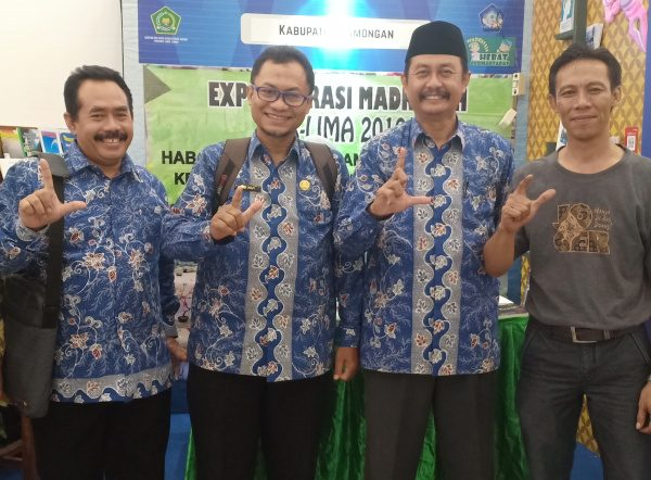 Expo Literasi Madrasah Tahun 2019 di Royal Plaza Surabaya