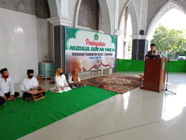 Momen Nuzulul Quran Kamad Jadikan Sebagai Wahana Untuk Mentadabburi Al-Quran