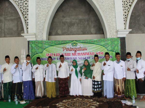 Upacara Hari Santri 2021 & Peringatan Maulid Nabi Muhammad SAW 1443H